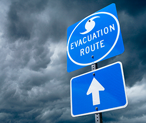 Hurricane-Evacuation-Route